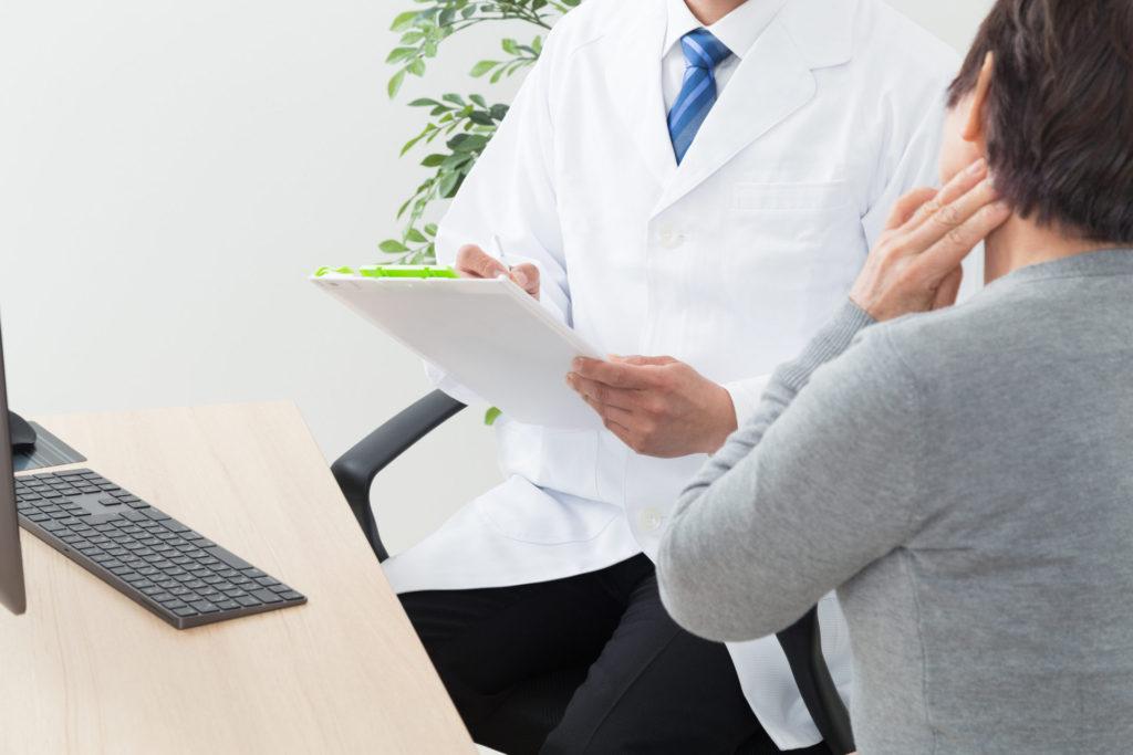 首が痛む場合は病院で検査を受けて安静に