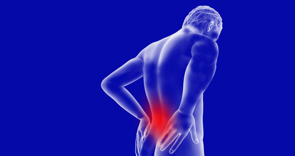 骨格や筋肉が原因での腰痛